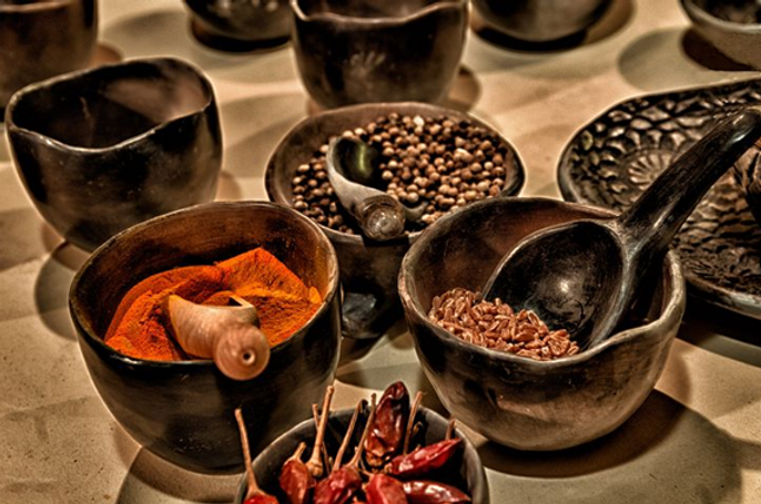 The Ancient Tradition of Ayurveda: Discovering & Balancing your Constitutional Type with Herbs & Diet