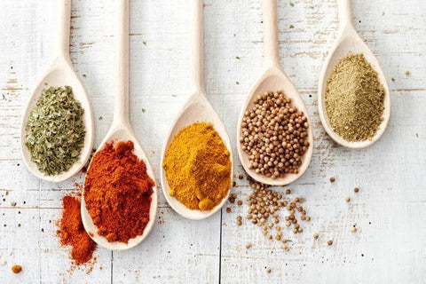 ORGANIC HERBS + SPICES