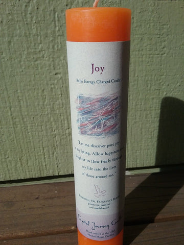 Joy Candles - Dragon Herbarium