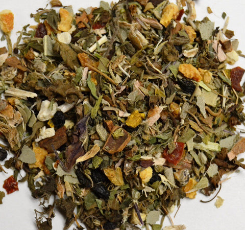 Be Well Tea by Mountain Goddess Herbs - Dragon Herbarium