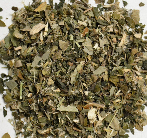 Breathe Free Tea by Mountain Goddess Herbs - Dragon Herbarium