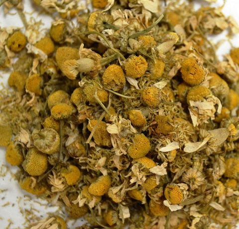 Chamomile Flowers (German) - Dragon Herbarium