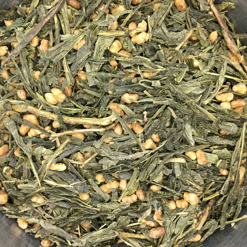 Genmaicha Green Tea - Dragon Herbarium