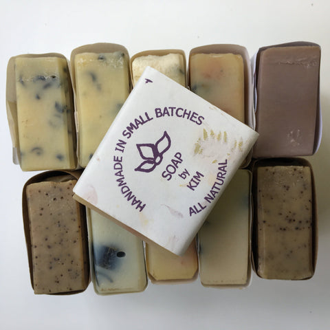 Handmade Soap By Kim - Dragon Herbarium