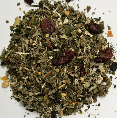 Women's Wellness Tea by Mountain Goddess Herbs