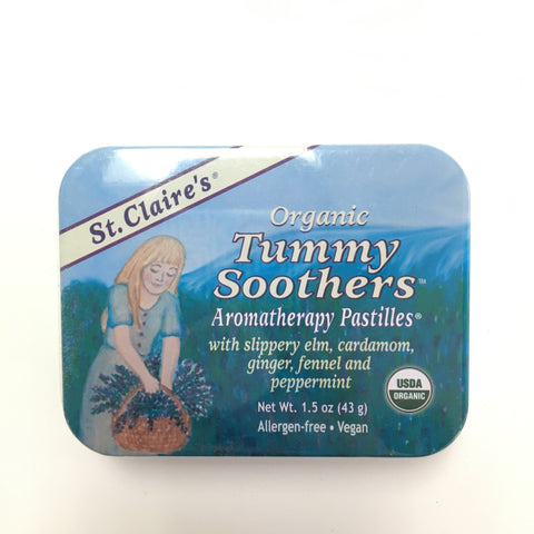Organic Tummy Soothers - By St Claire - Dragon Herbarium