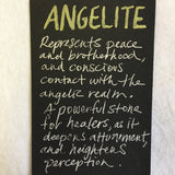 Angelite Tumbled