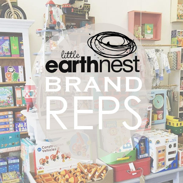 Brand Rep Search Little Earth Nest