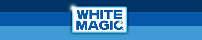 White Magic Microfibre Cleaning Cloths