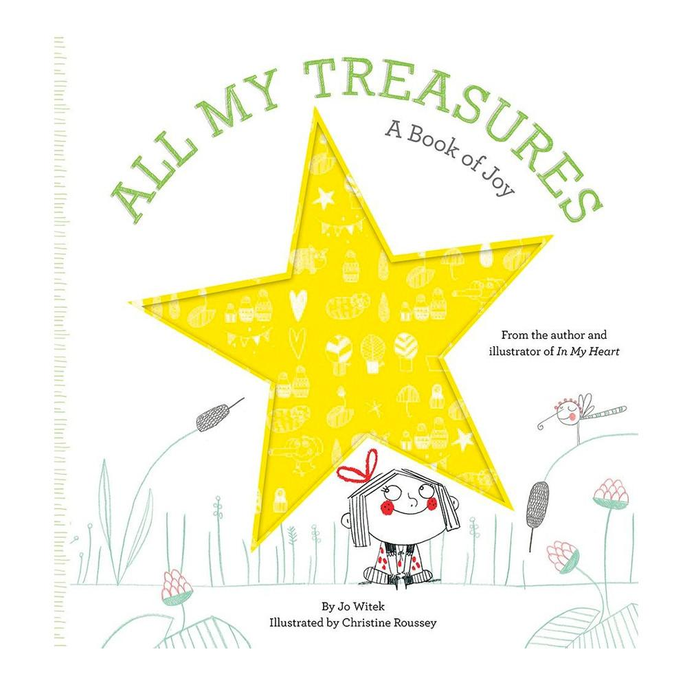 All My Treasures Book Little Earth Nest Books at Little Earth Nest Eco Shop