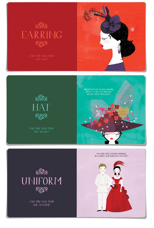 Anna Karenina Baby Board Book Babylit Books at Little Earth Nest Eco Shop