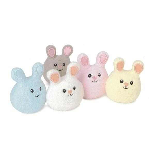 Apple Park Mini Bunny Rattle