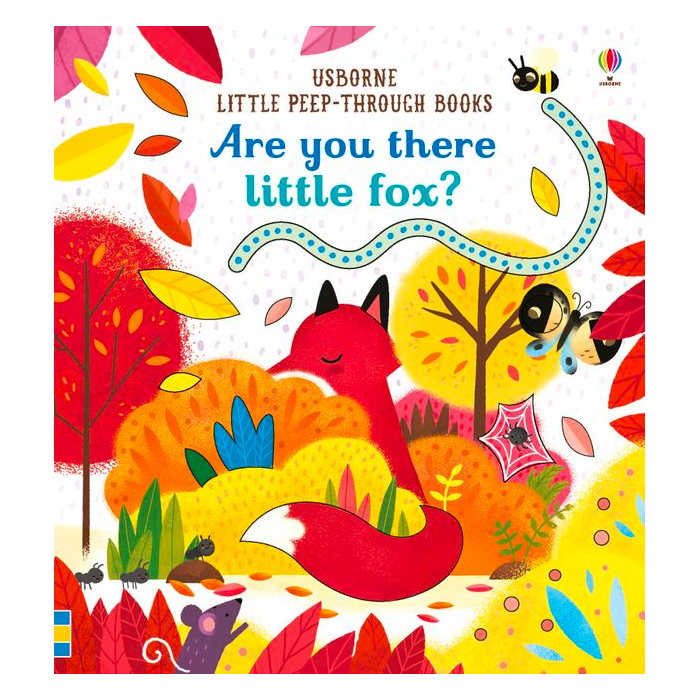 Are You There Little Fox Book Not specified General at Little Earth Nest Eco Shop