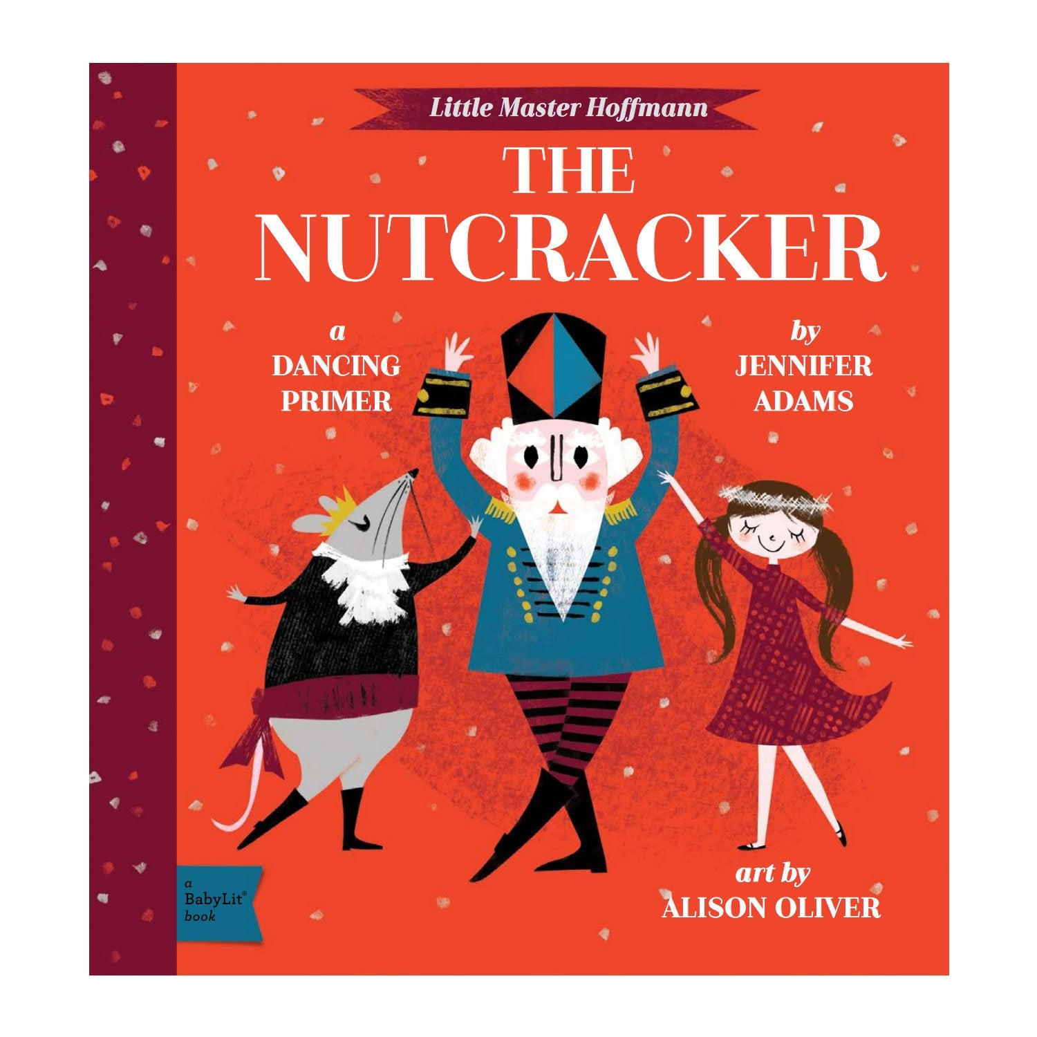 The Nutcracker Baby Board Book Babylit Books at Little Earth Nest Eco Shop