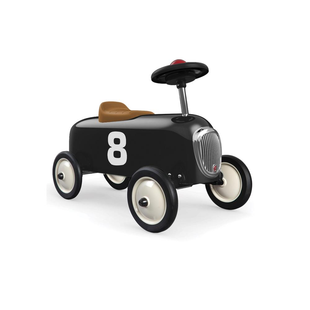 Baghera Racer Baghera Toys Black at Little Earth Nest Eco Shop