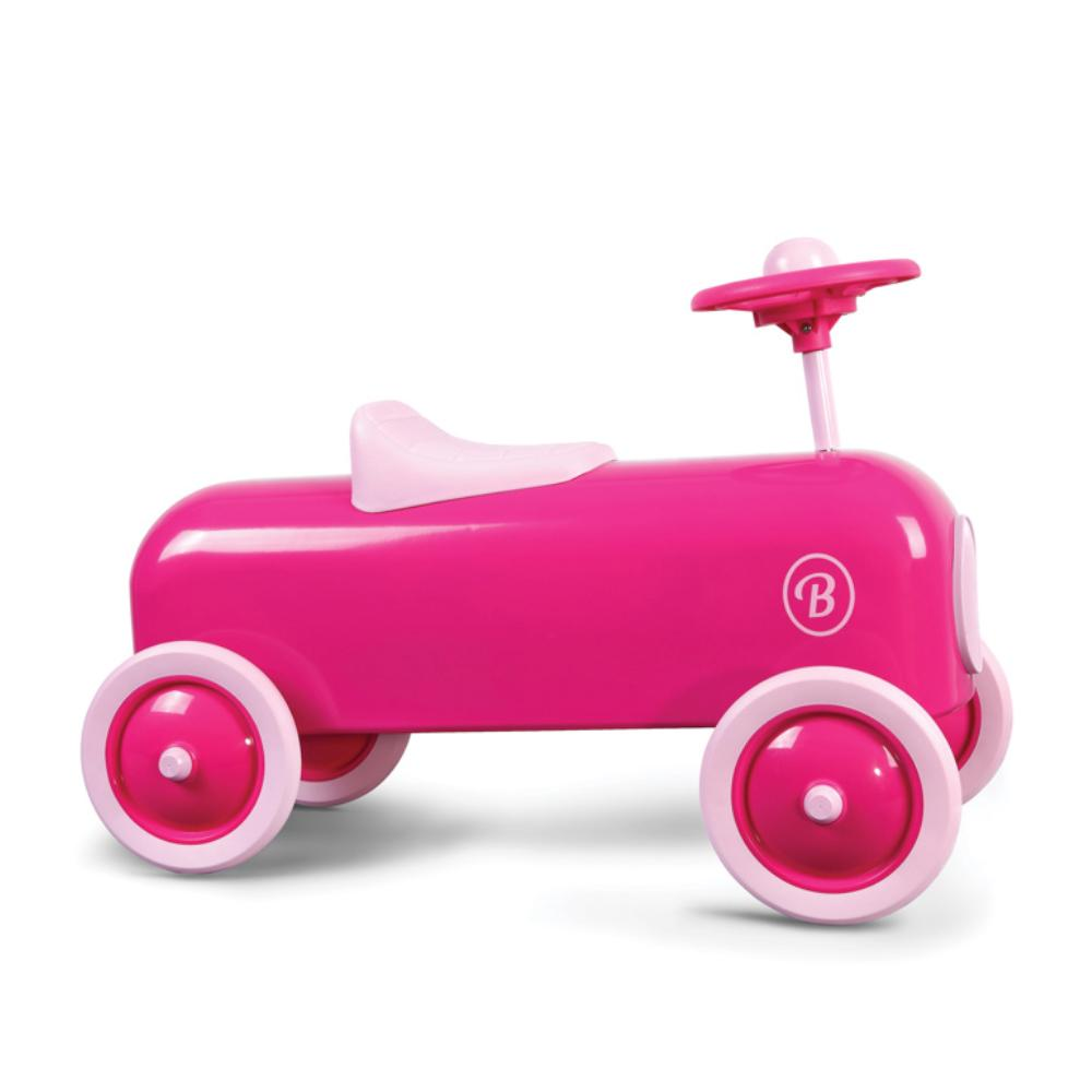 Baghera Racer Baghera Toys Pink at Little Earth Nest Eco Shop