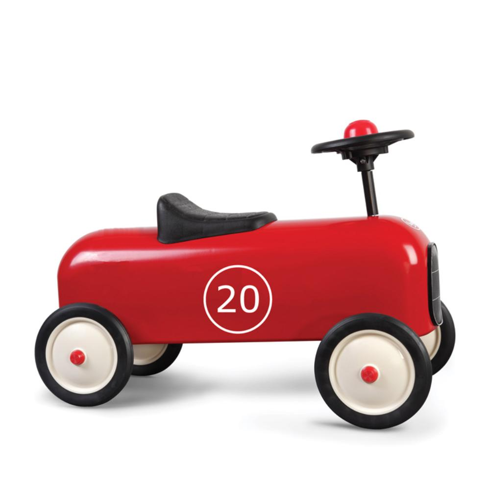 Baghera Racer Baghera Toys Red at Little Earth Nest Eco Shop