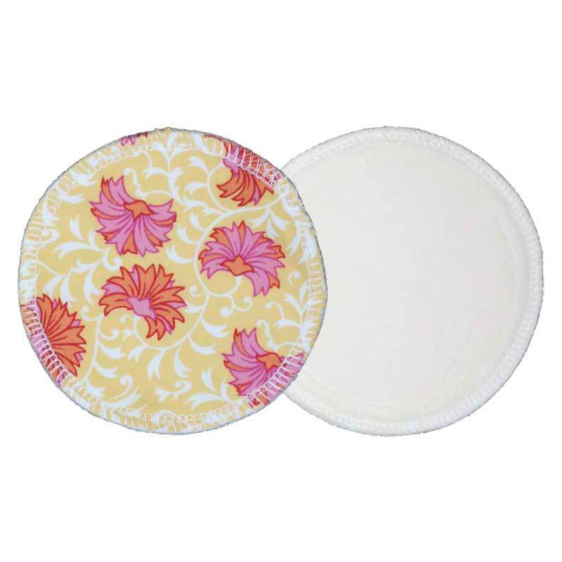 Bambooby Buddies Daytime Bamboo Breast Pads Bambooby Buddies Nursing and Feeding 1 Pair at Little Earth Nest Eco Shop