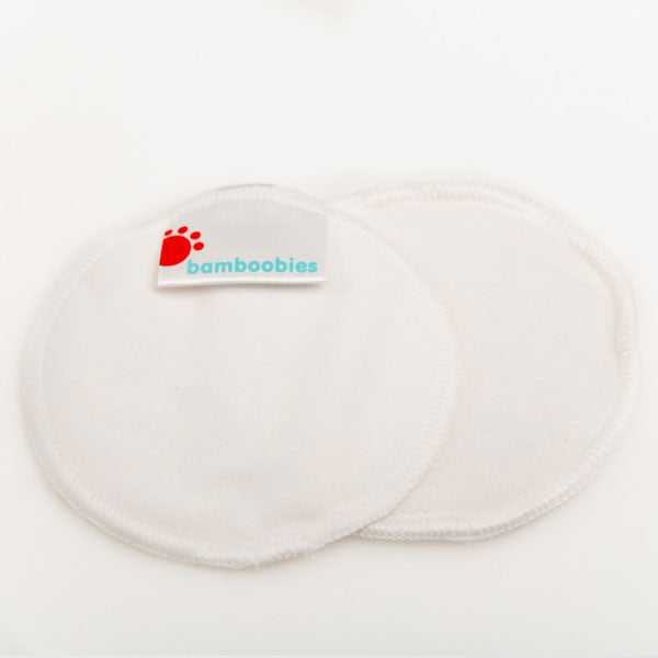Bambooty Breast Pads - Pack of 6 Pairs Bambooty Nursing Pads and Shields at Little Earth Nest Eco Shop