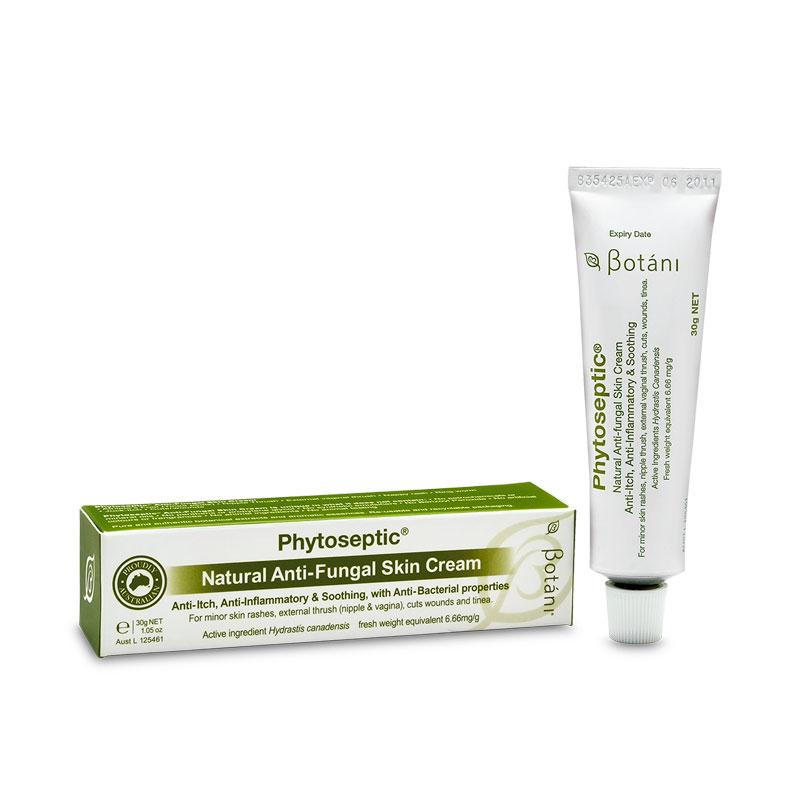 Botani Phytoseptic Cream Botani Antiseptics and Cleaning Supplies at Little Earth Nest Eco Shop