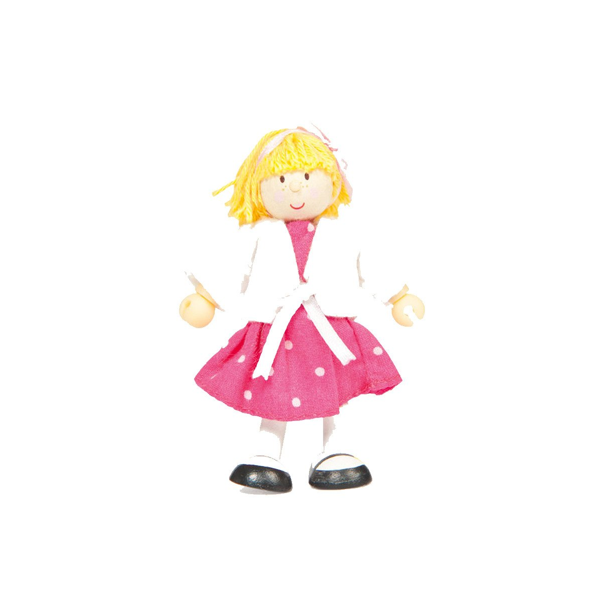 Le Toy Van Budkins Individual Doll House People  Miss Sophie - Le Toy Van - Little Earth Nest - 1