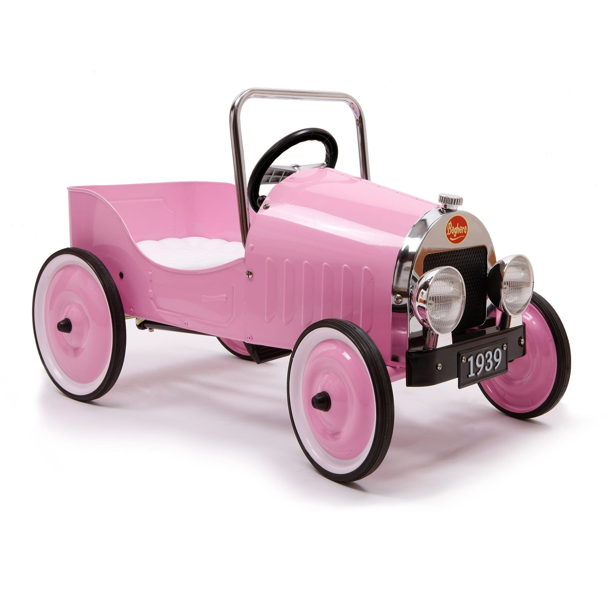 Classic Baghera Pedal Car Baghera Kids Riding Vehicles at Little Earth Nest Eco Shop