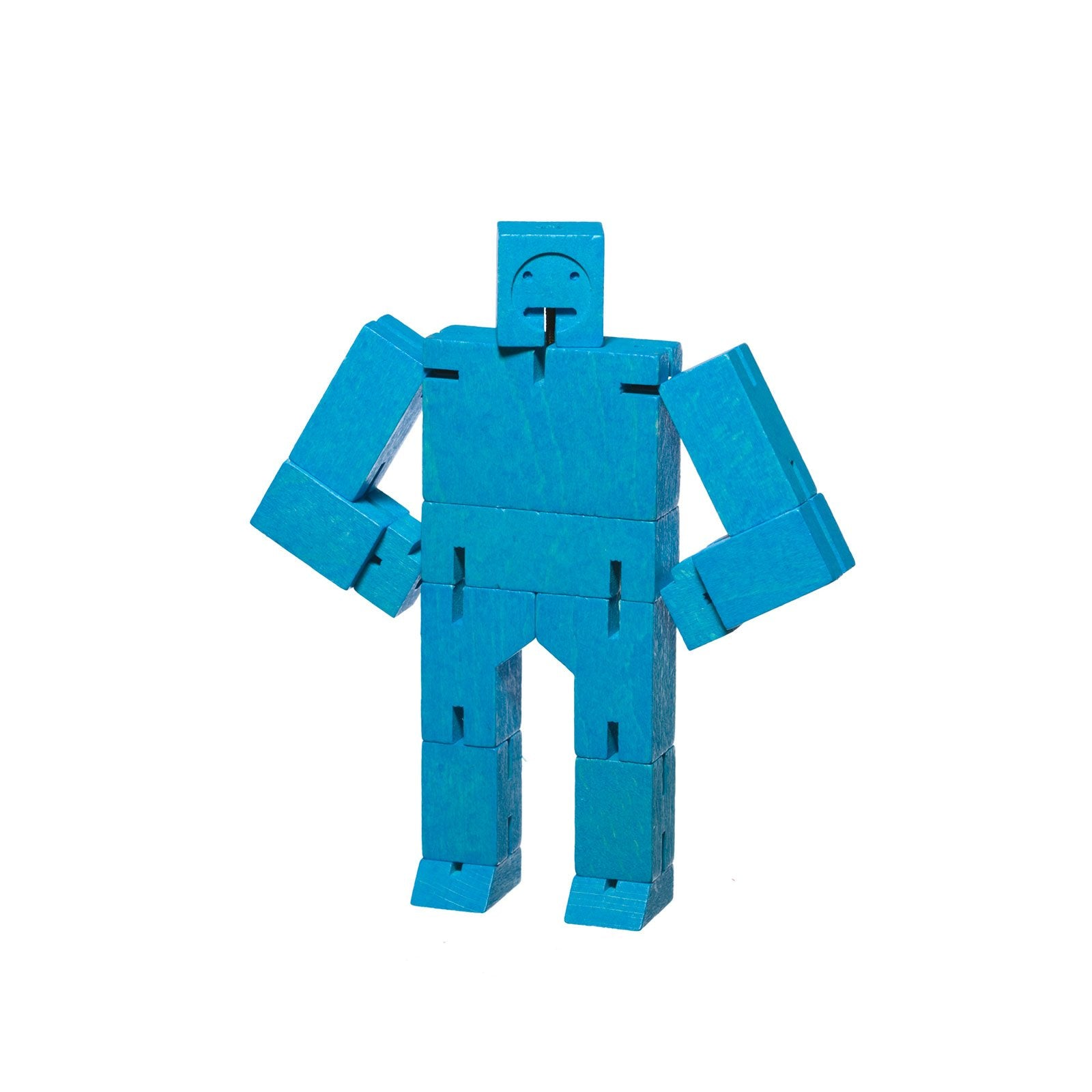 Cubebots David Weeks Studio Activity Toys Micro / Blue at Little Earth Nest Eco Shop