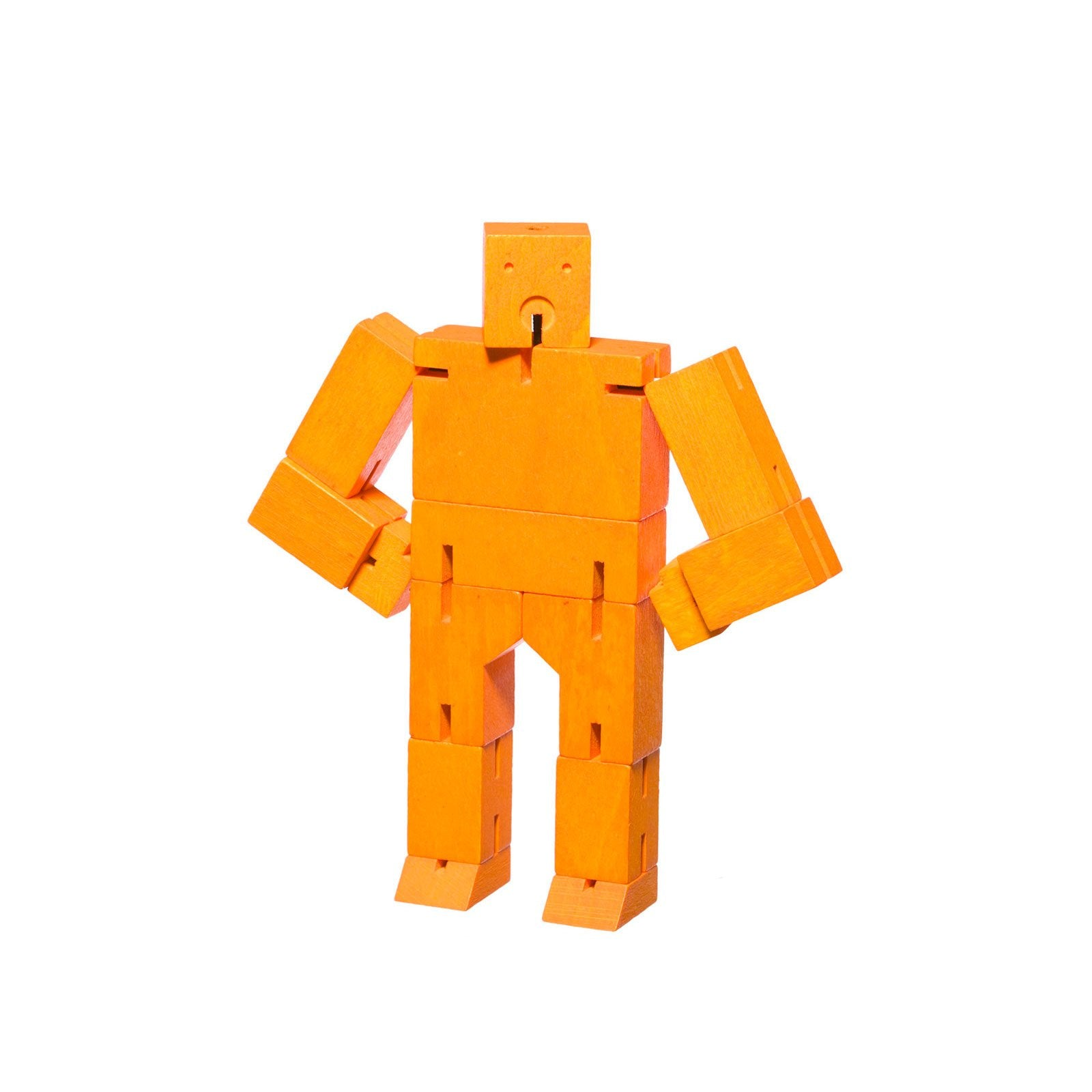 Cubebots David Weeks Studio Activity Toys Micro / Orange at Little Earth Nest Eco Shop