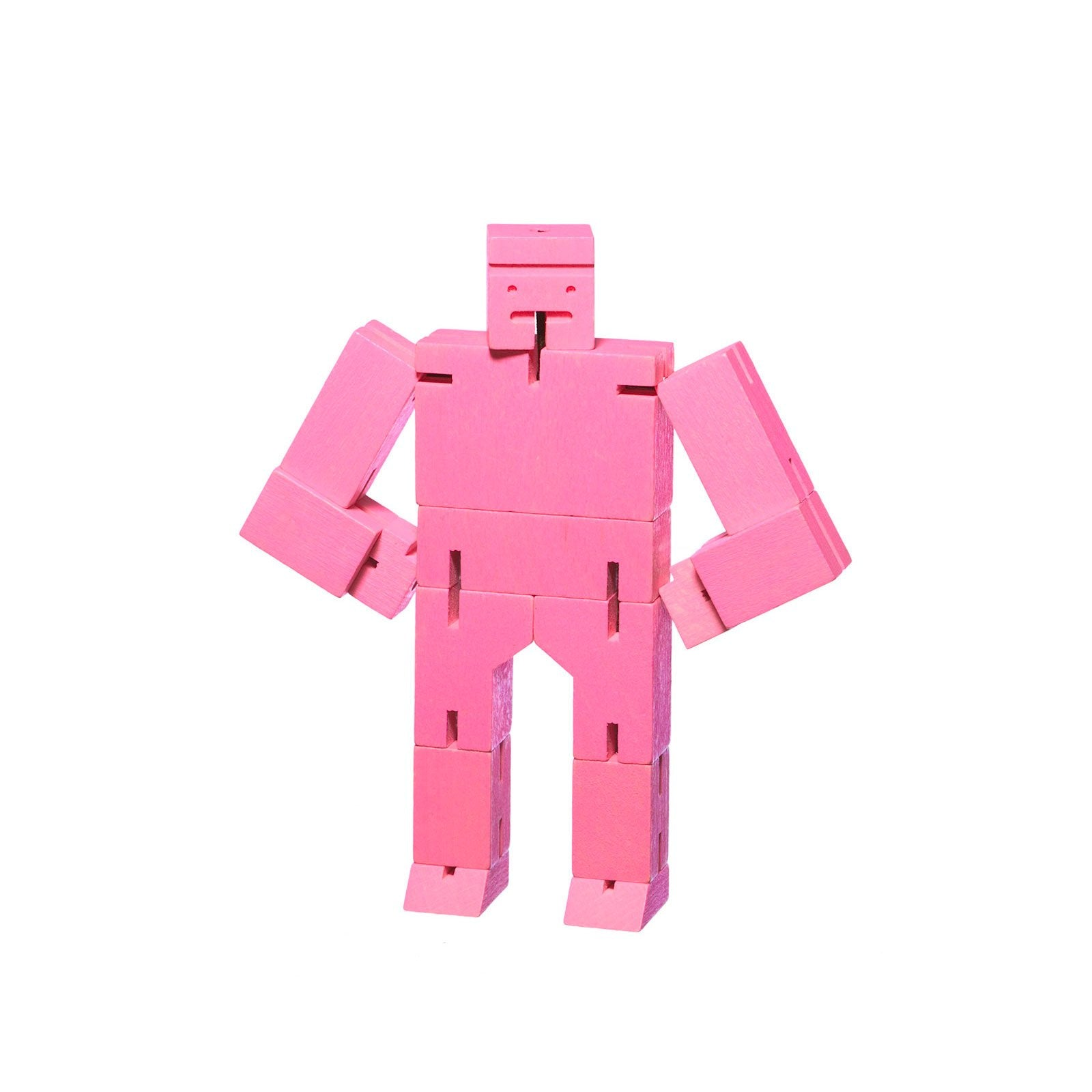 Cubebots David Weeks Studio Activity Toys Micro / Pink at Little Earth Nest Eco Shop
