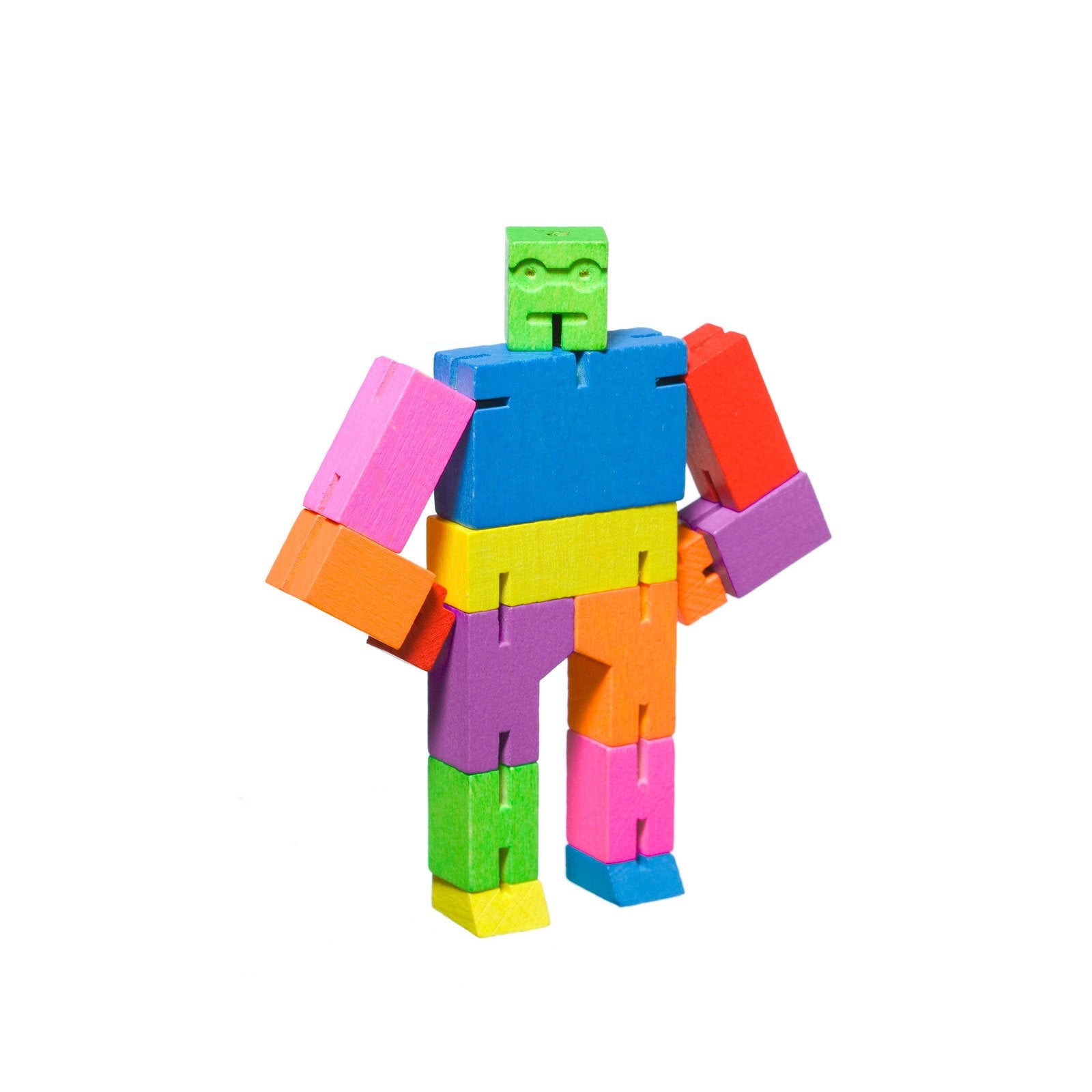 Cubebots David Weeks Studio Activity Toys Micro / Multi at Little Earth Nest Eco Shop