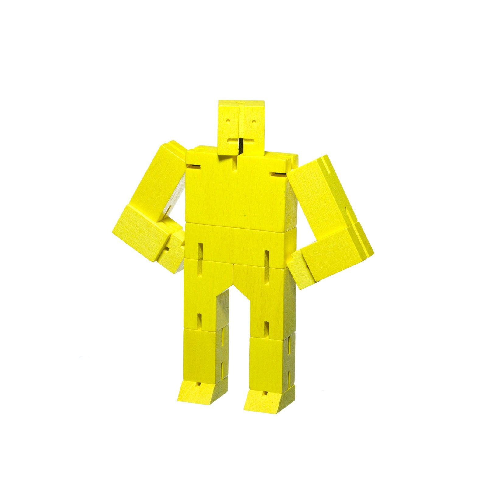 Cubebots David Weeks Studio Activity Toys Micro / Yellow at Little Earth Nest Eco Shop