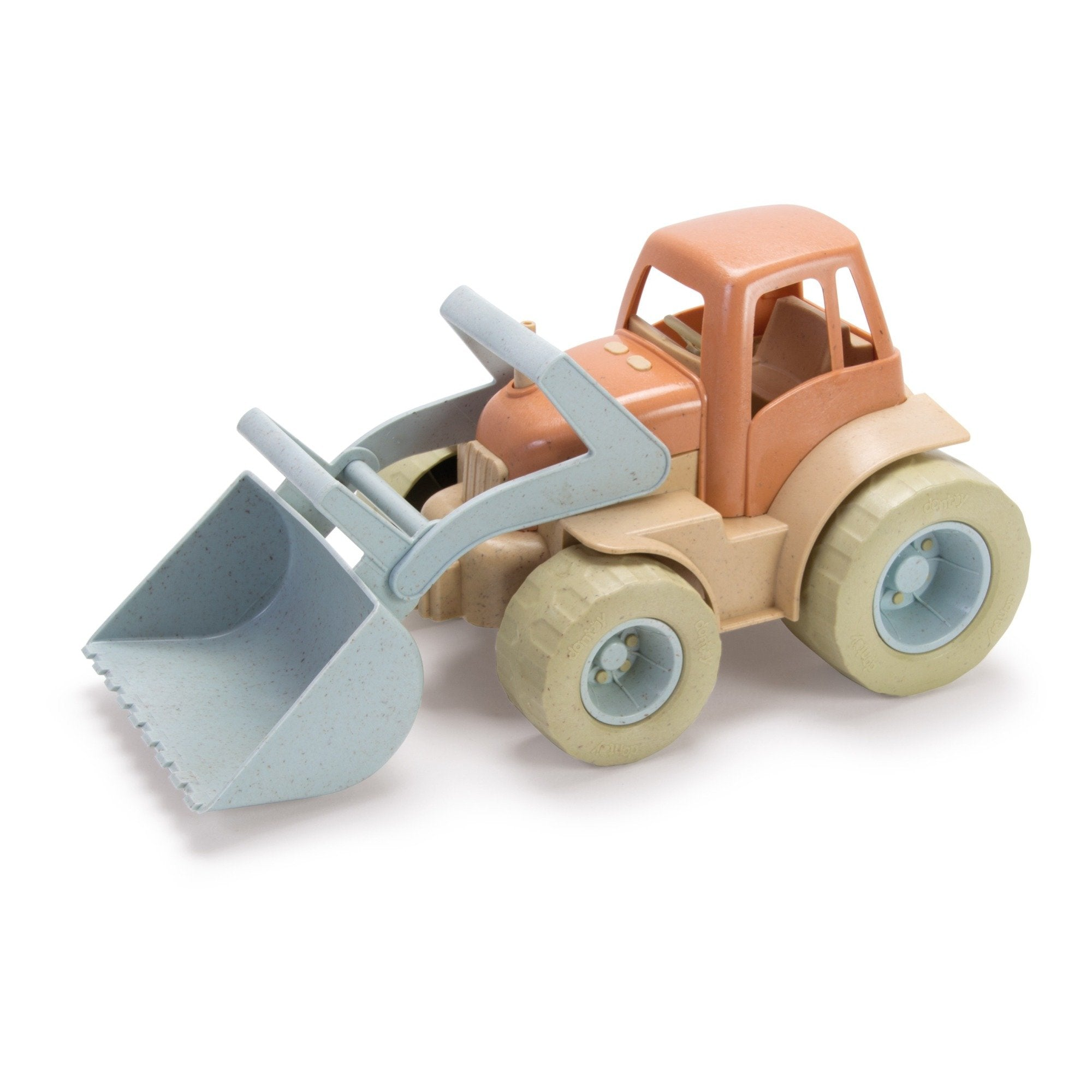 Dantoy Bio Tractor Dantoy Toy Cars at Little Earth Nest Eco Shop
