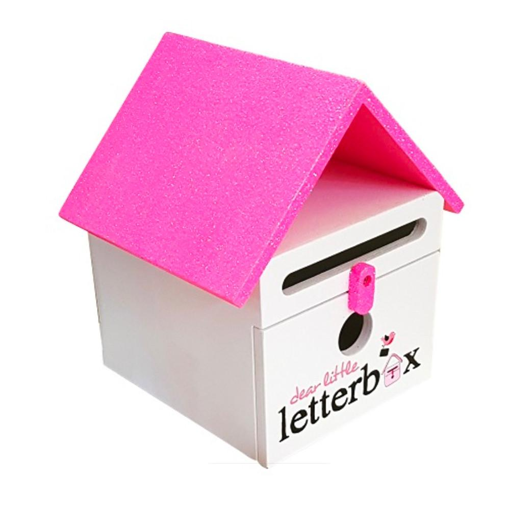 Dear Little Letterbox Dear Little Designs Activity Toys Sparkly Pink at Little Earth Nest Eco Shop