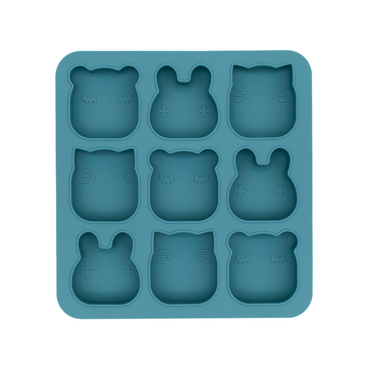 We Might Be Tiny Silcone Freeze and Bake Mould Tray We Might Be Tiny Food Storage Containers at Little Earth Nest Eco Shop
