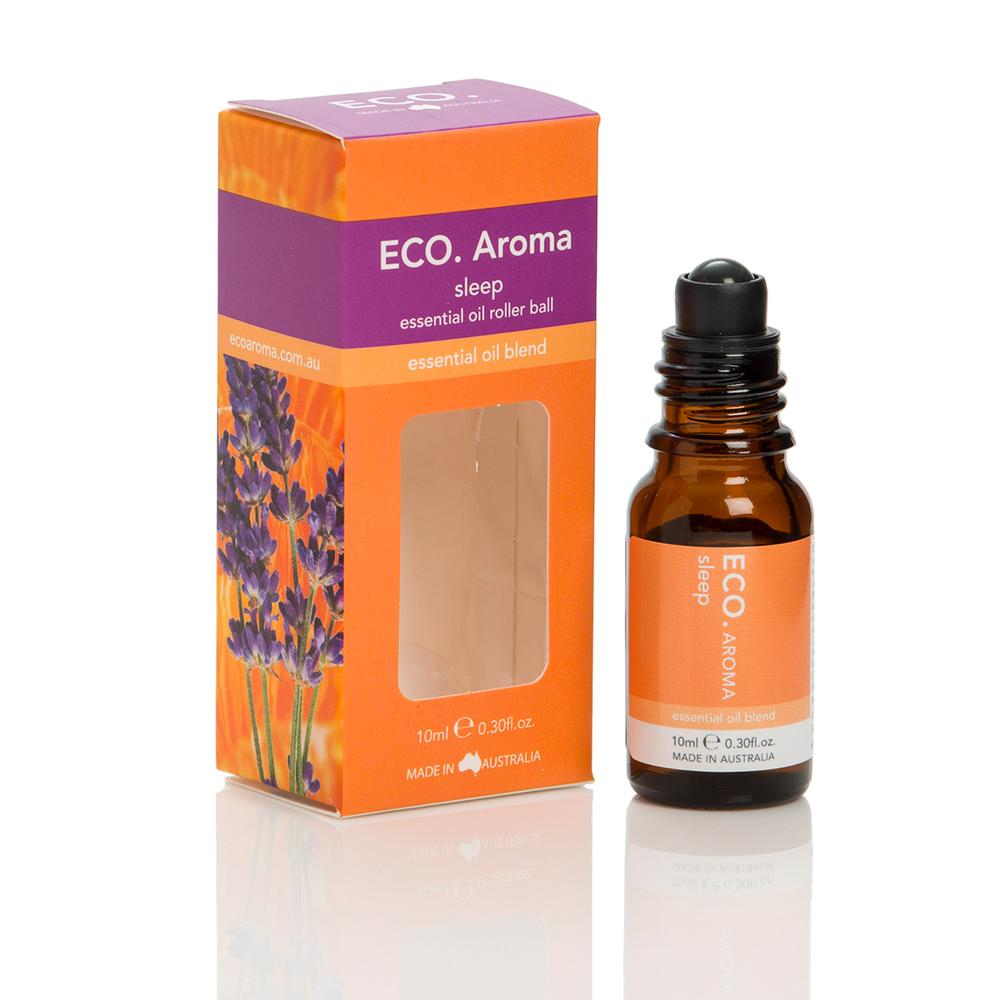 Eco Aroma Sleep Rollerball Eco Aroma Essential Oils at Little Earth Nest Eco Shop