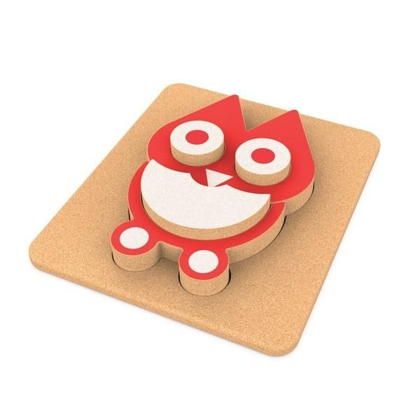Elou 3D Toddler Puzzle Elou Puzzles at Little Earth Nest Eco Shop