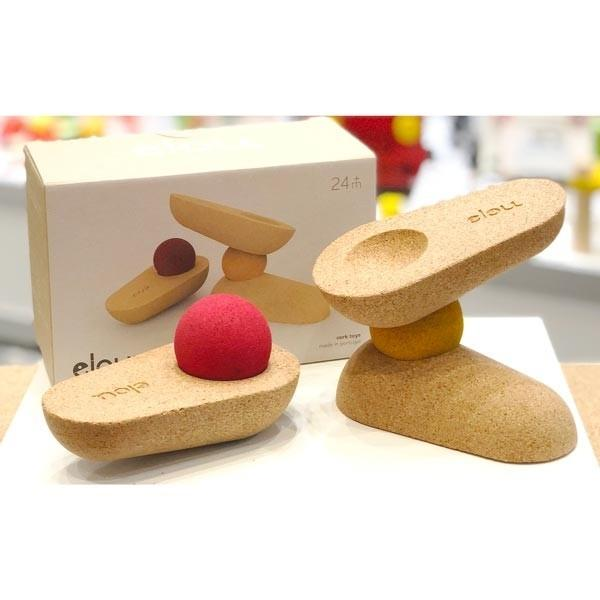 Elou Pebbles Stacking Toy Elou Games at Little Earth Nest Eco Shop