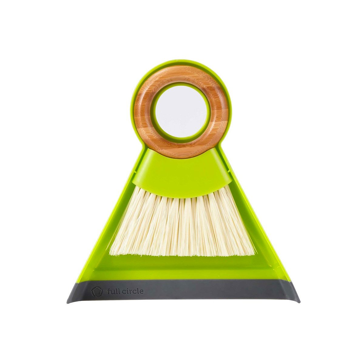 Full Circle Tiny Team Mini Dustpan and Brush Set Full Circle Household Cleaning Supplies at Little Earth Nest Eco Shop