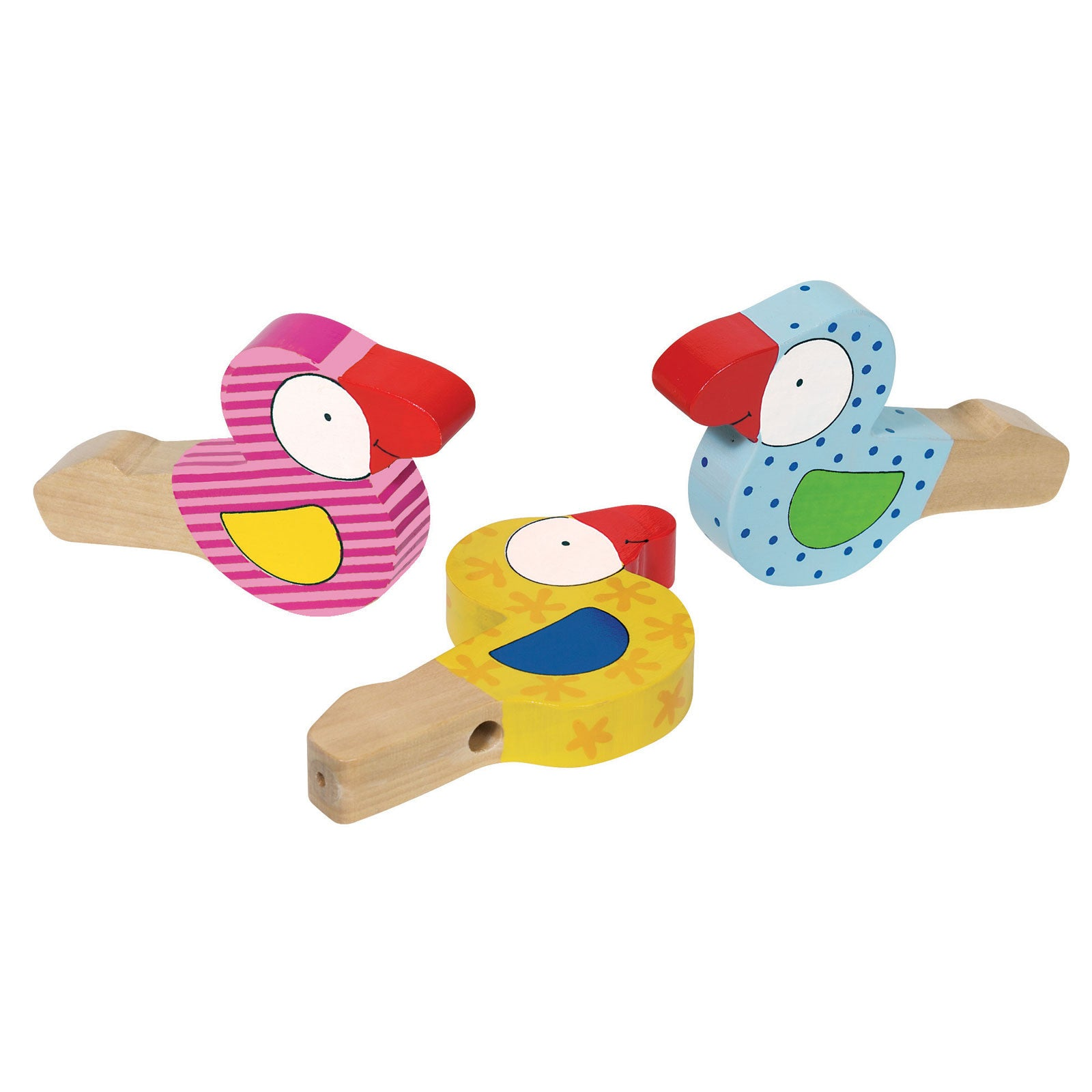 Goki Bird Whistle Goki Musical Toys at Little Earth Nest Eco Shop