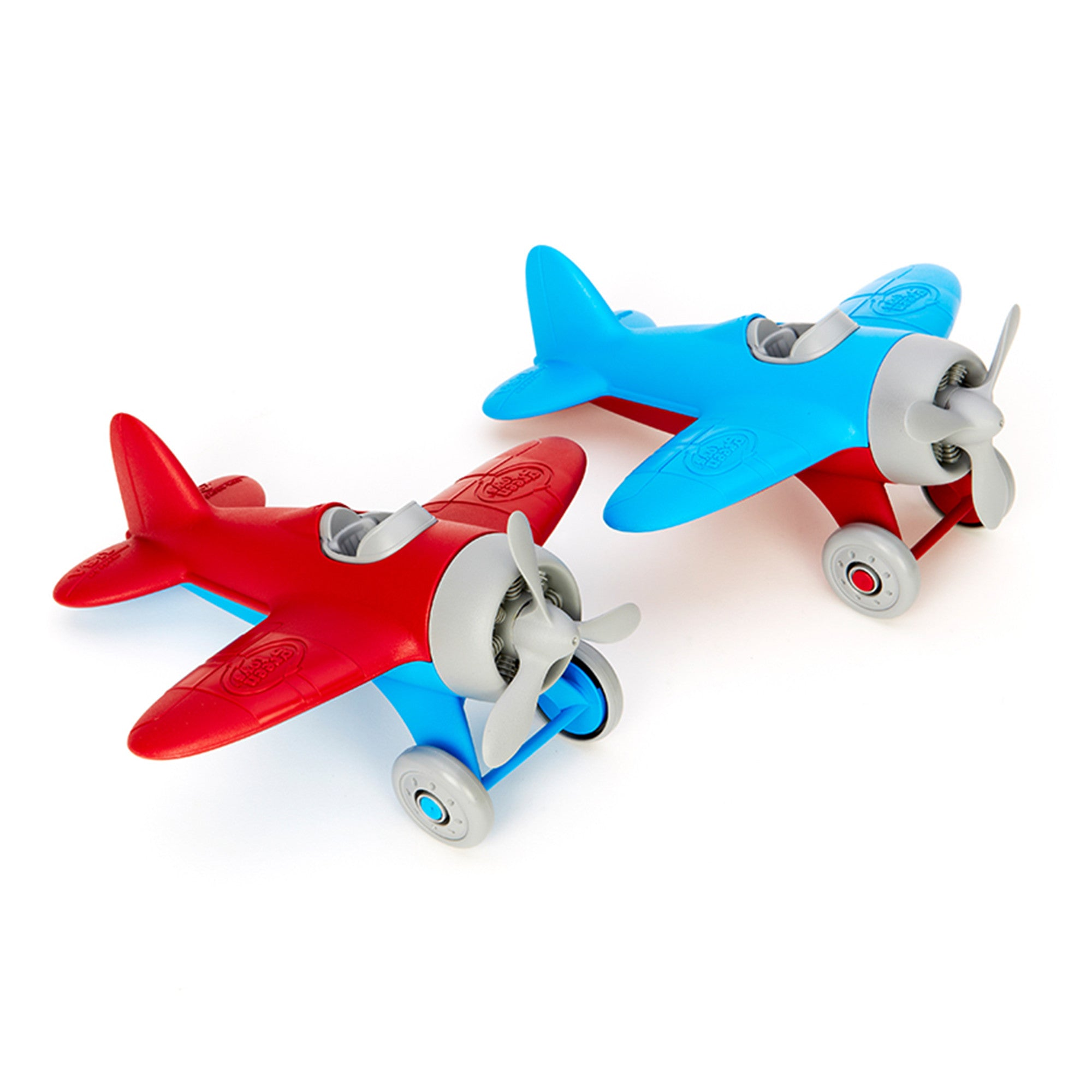 Green Toys Aeroplane Green Toys Play Vehicles at Little Earth Nest Eco Shop