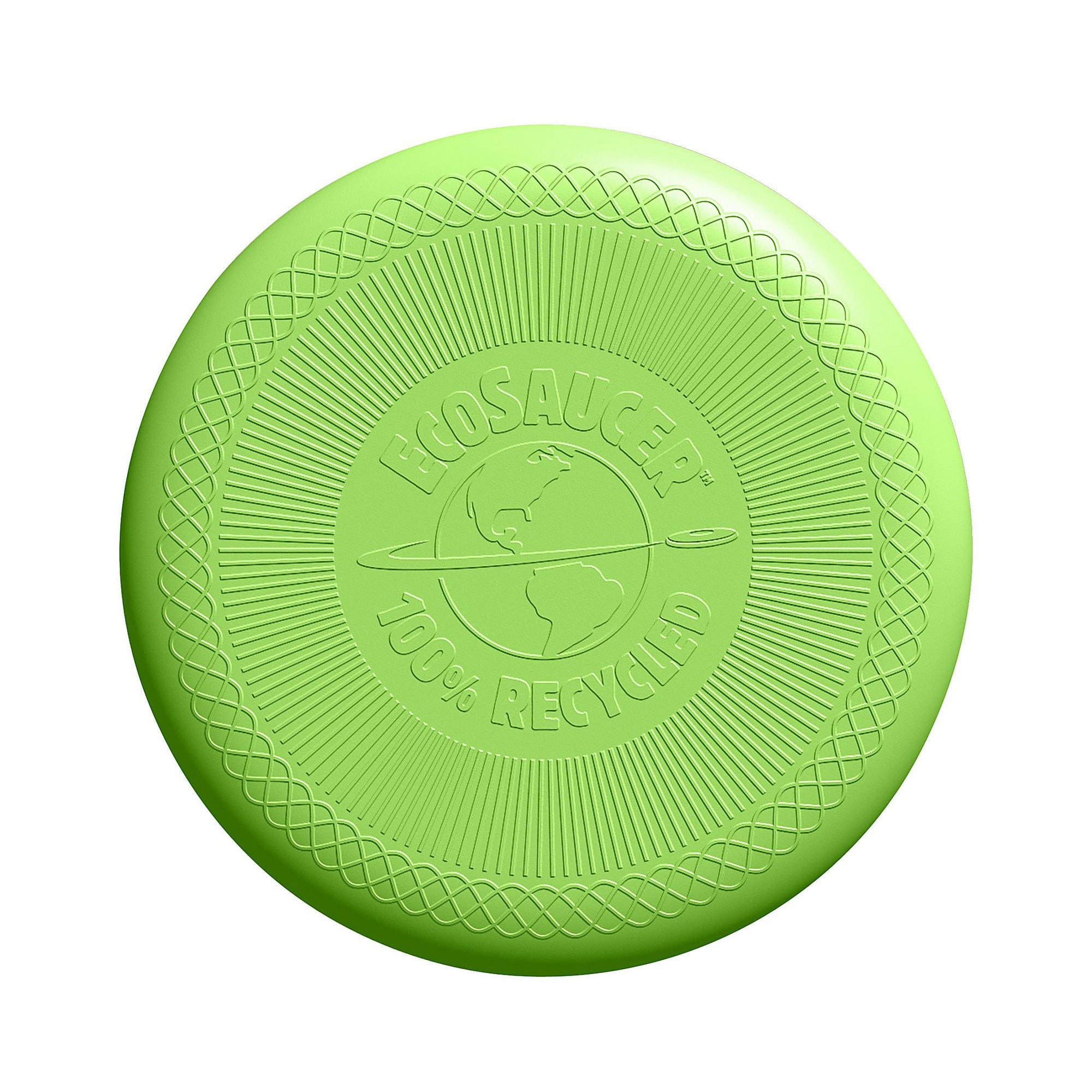 Green Toys Eco Frisbee Green Toys Activity Toys at Little Earth Nest Eco Shop