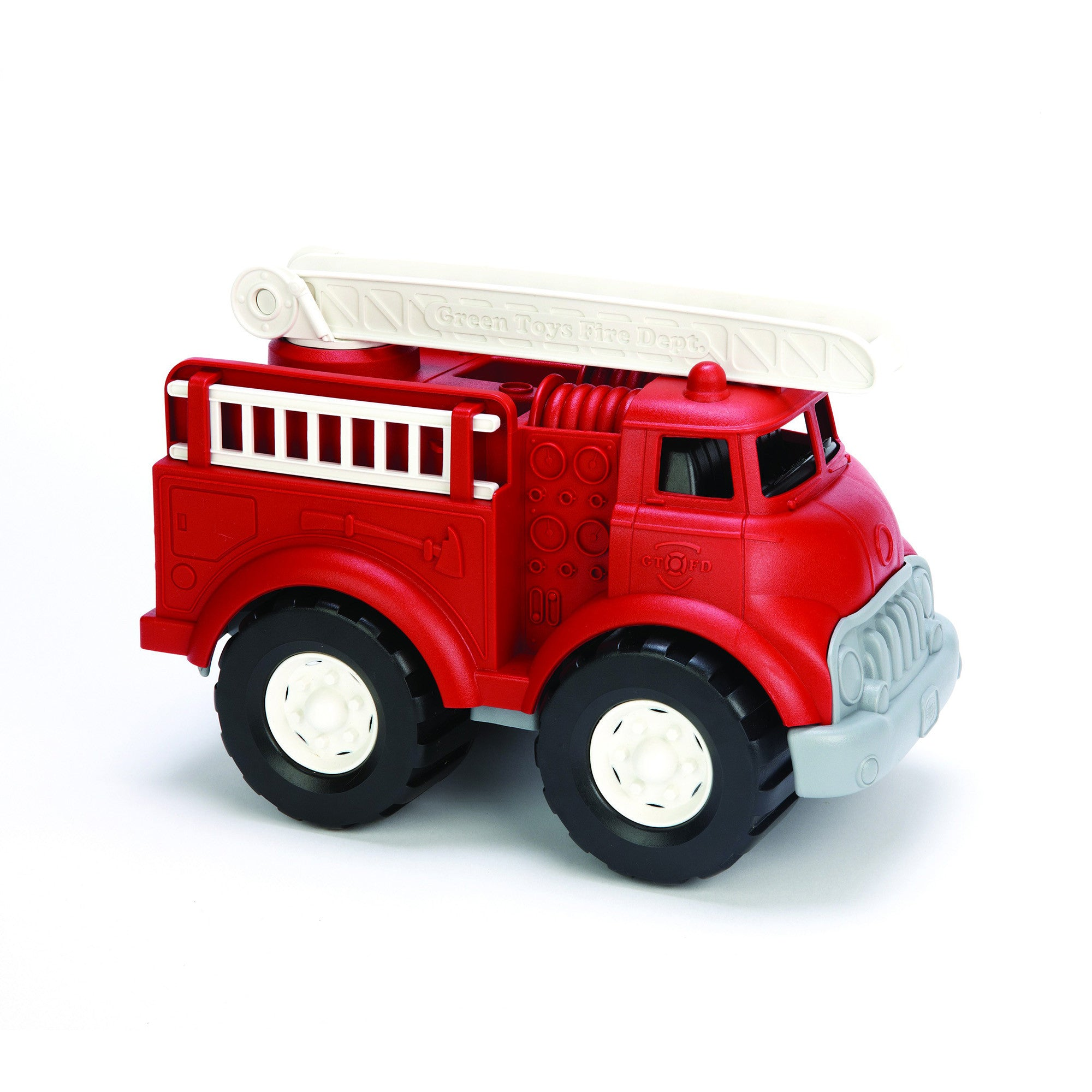 Green Toys Fire Truck Green Toys Play Vehicles at Little Earth Nest Eco Shop