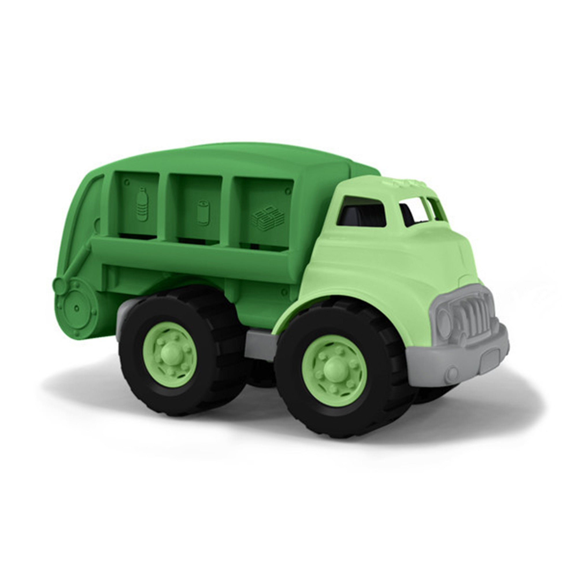 Green Toys Recycling Truck Green Toys Play Vehicles at Little Earth Nest Eco Shop