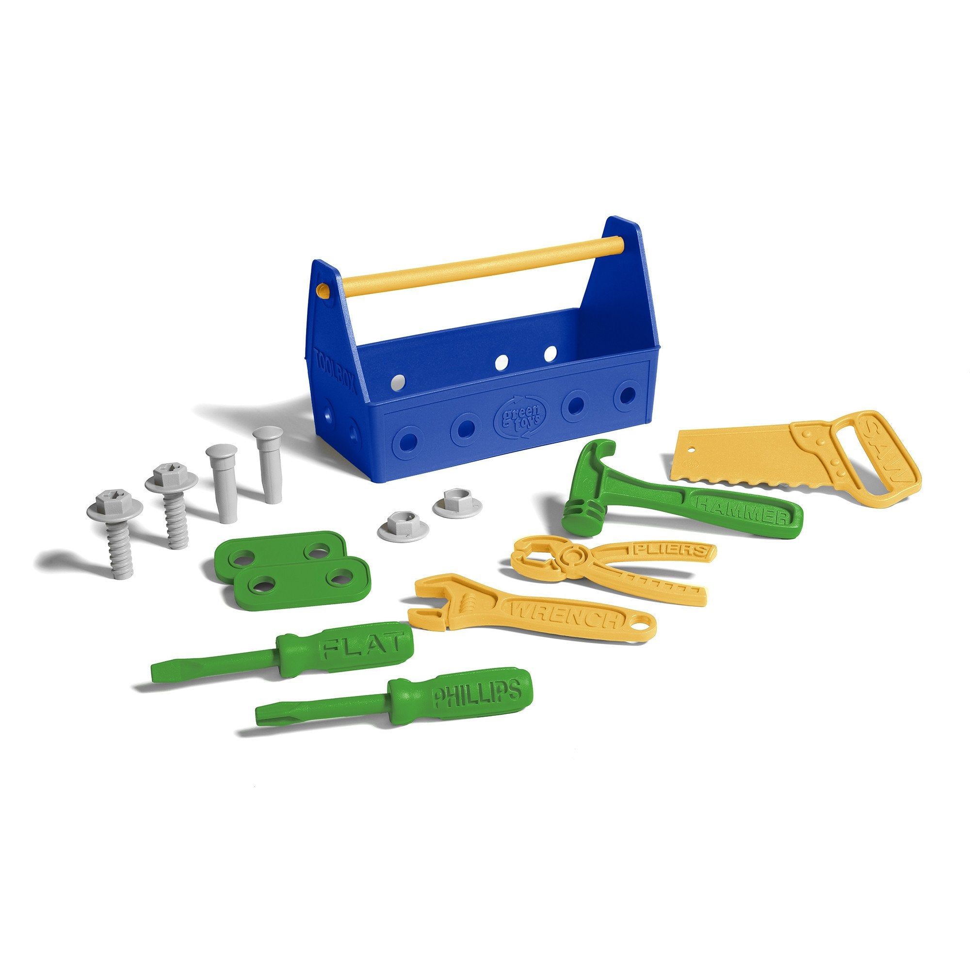 Green Toys Tool Set Green Toys Pretend Play at Little Earth Nest Eco Shop