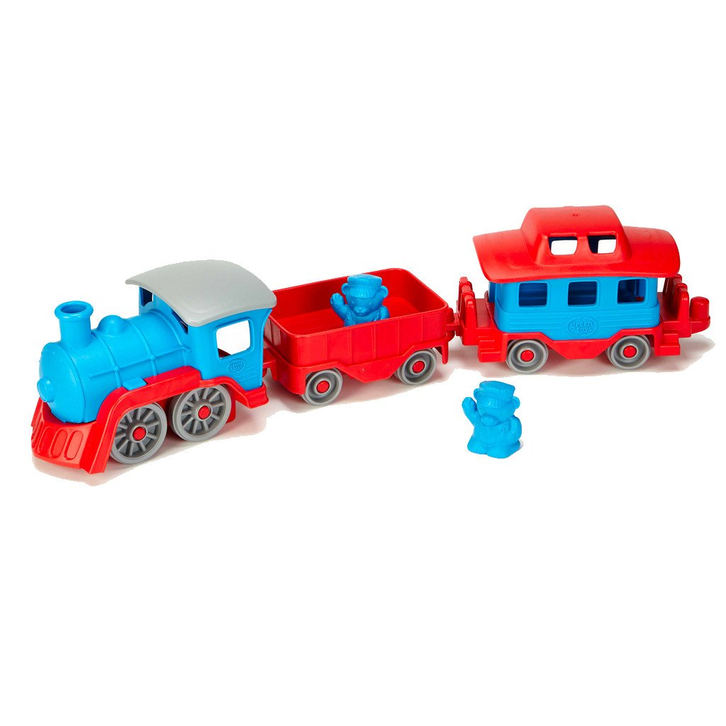 Green Toys Train Green Toys Toy Cars at Little Earth Nest Eco Shop
