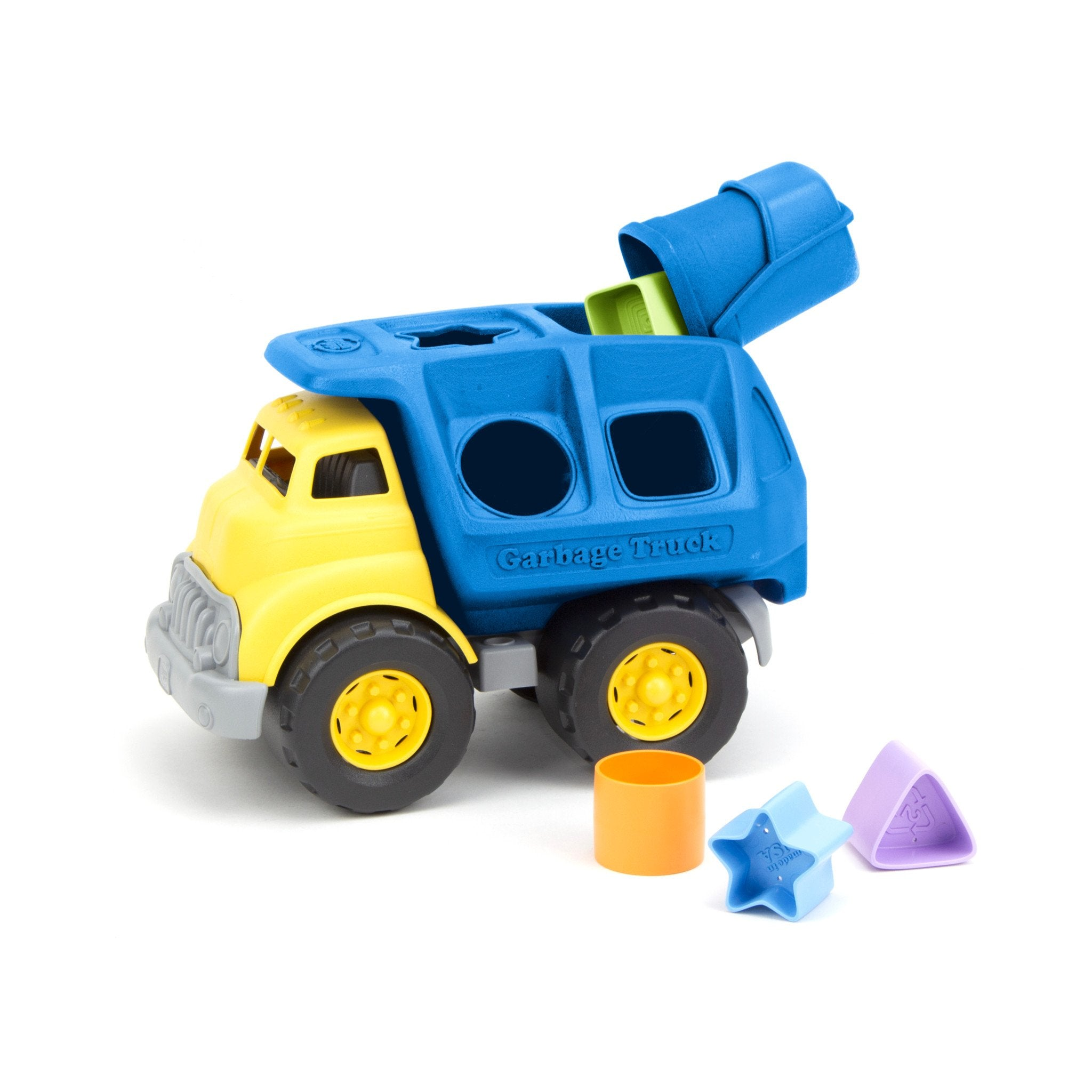 Green Toys Shape Sorter Truck Green Toys Play Vehicles at Little Earth Nest Eco Shop