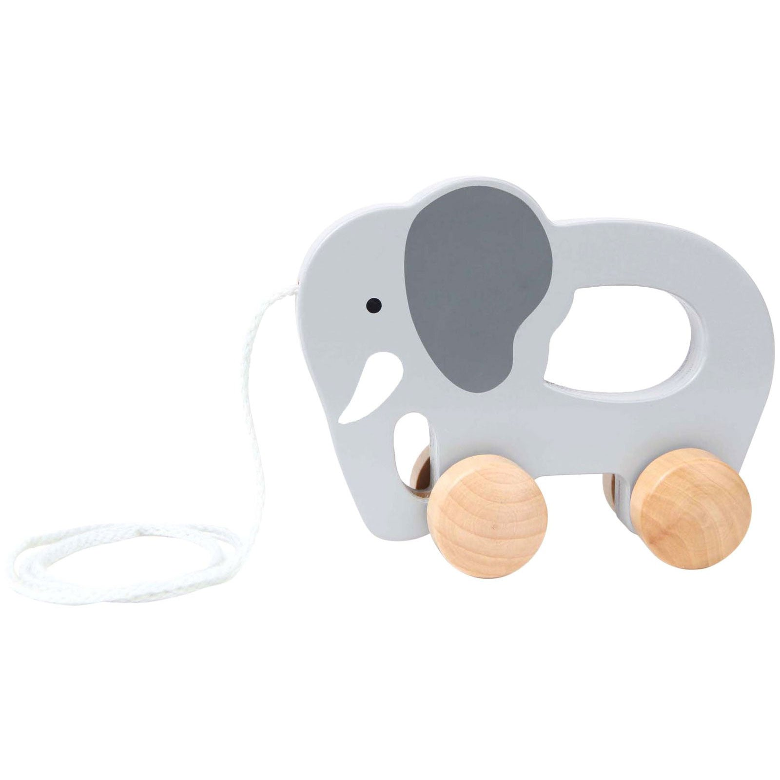 Hape Push and Pull Toy  Elephant - Hape - Little Earth Nest - 5