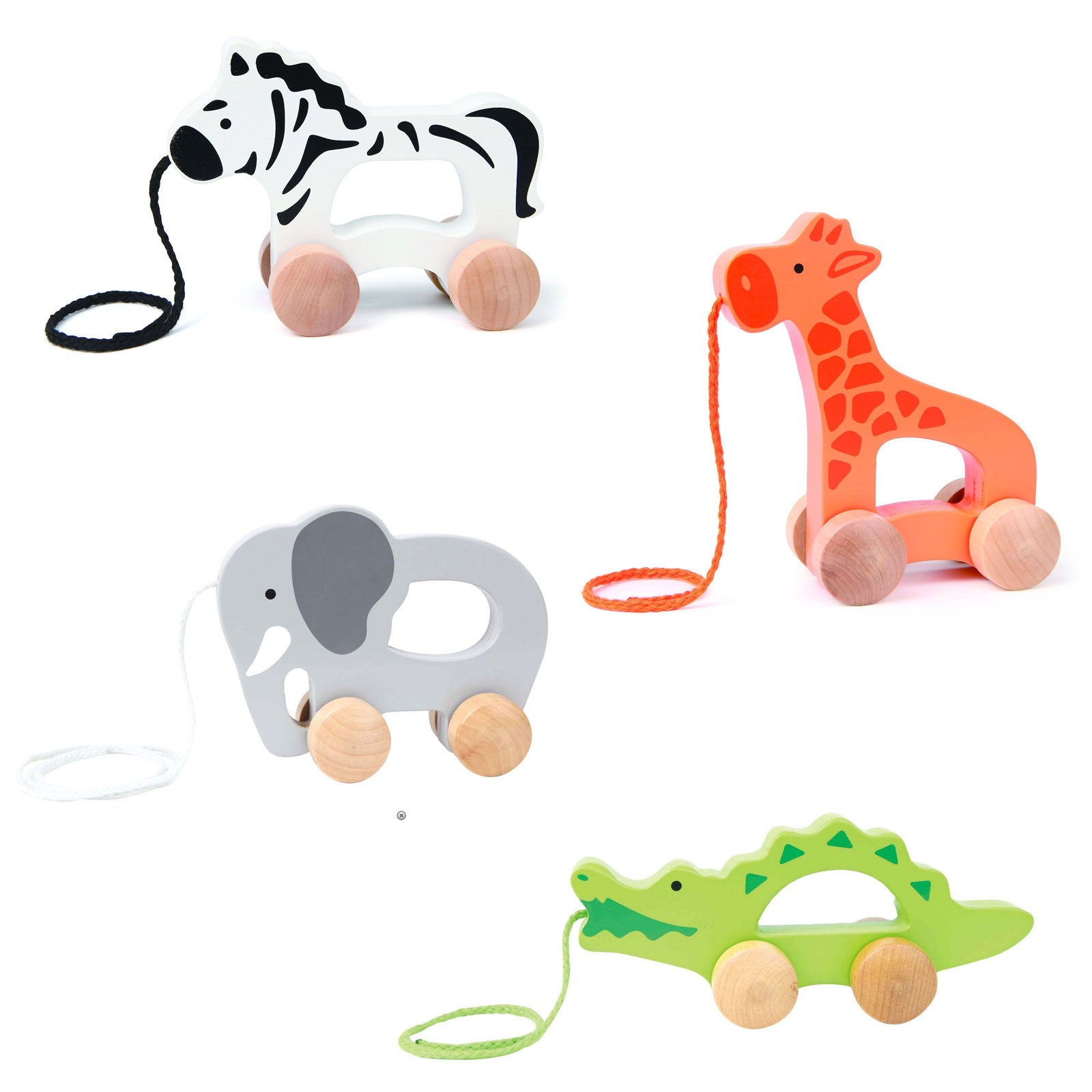 Hape Push and Pull Toy Hape Push and Pull Toys at Little Earth Nest Eco Shop
