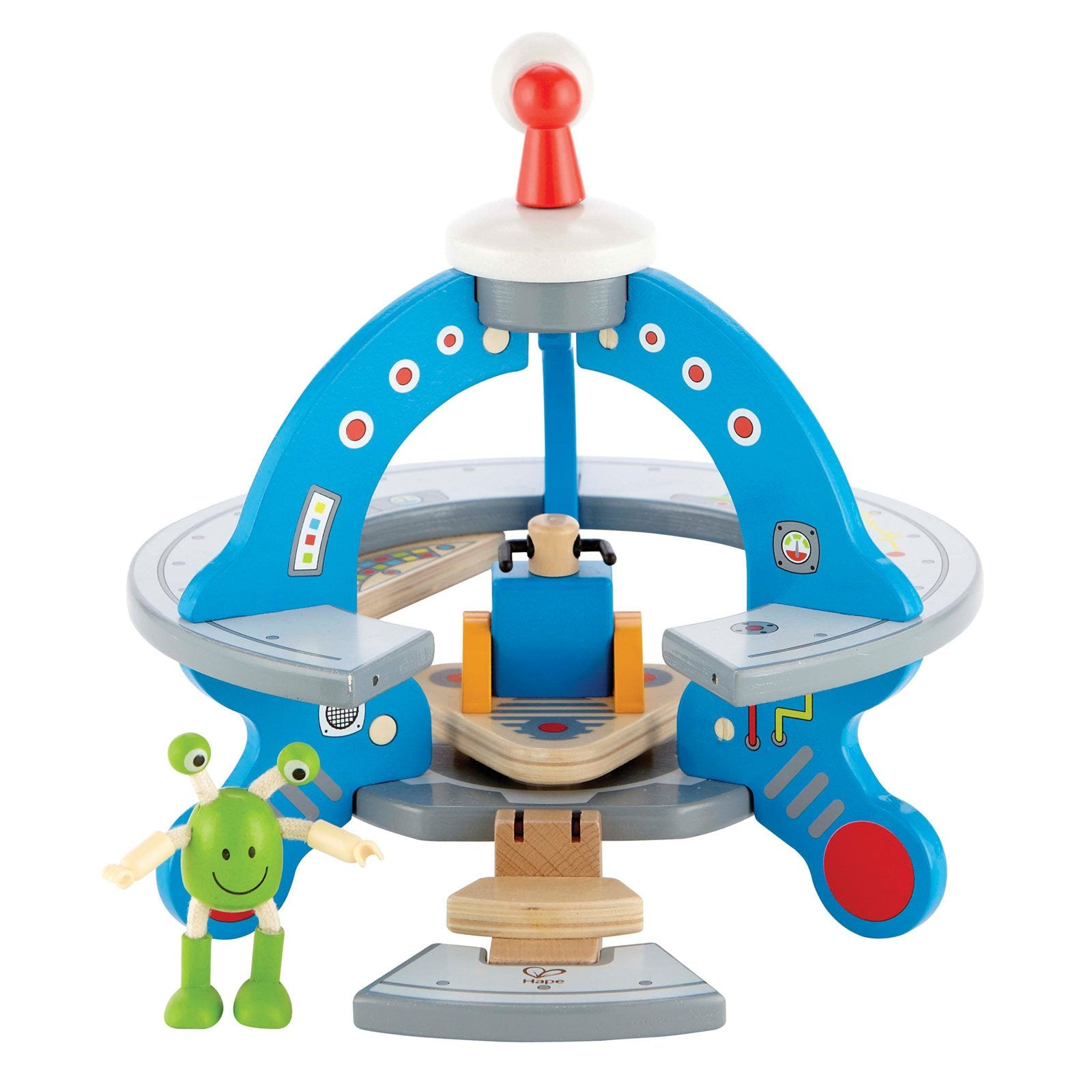 Hape UFO Hape Toys at Little Earth Nest Eco Shop