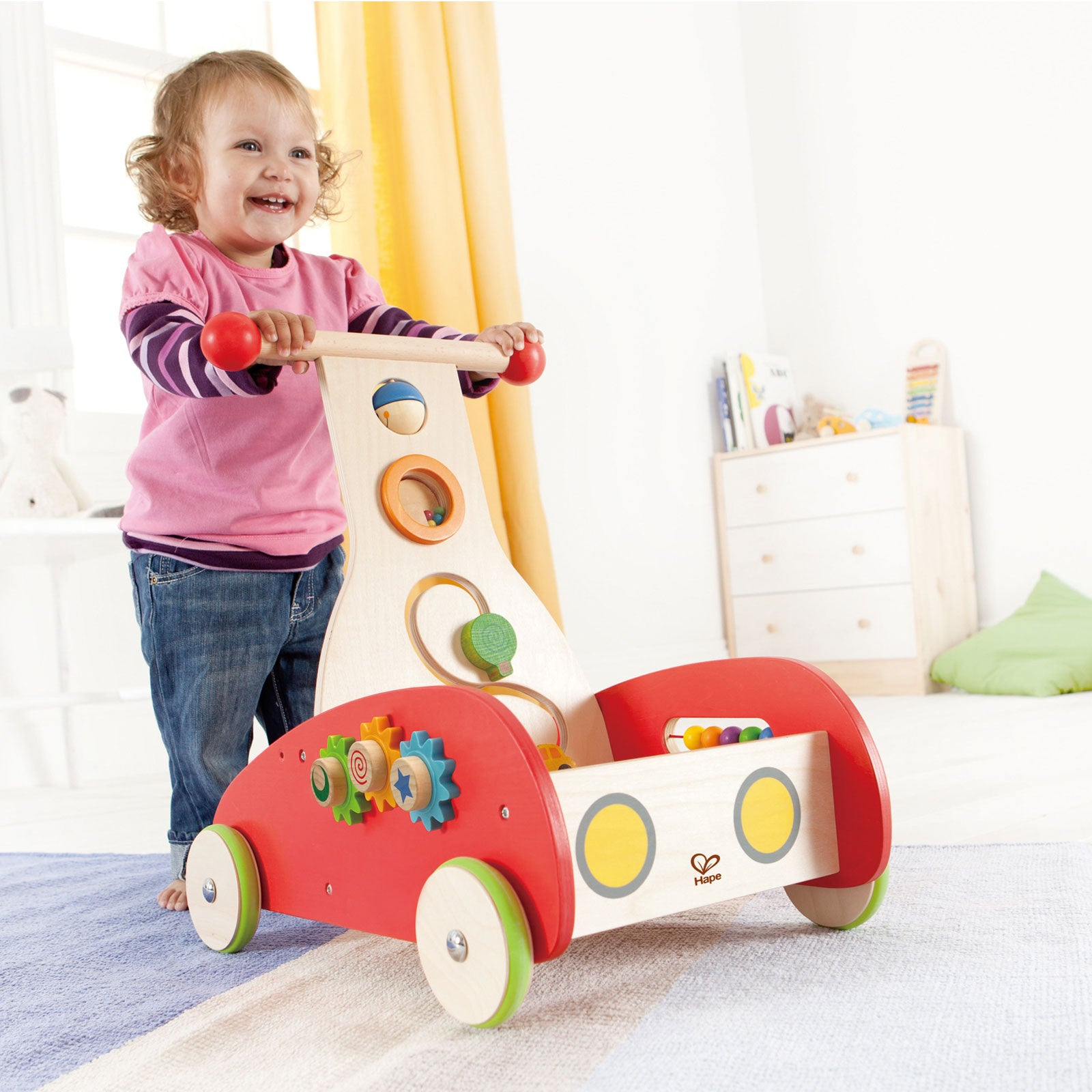 Hape Wonder Walker Baby Walker   - Hape - Little Earth Nest